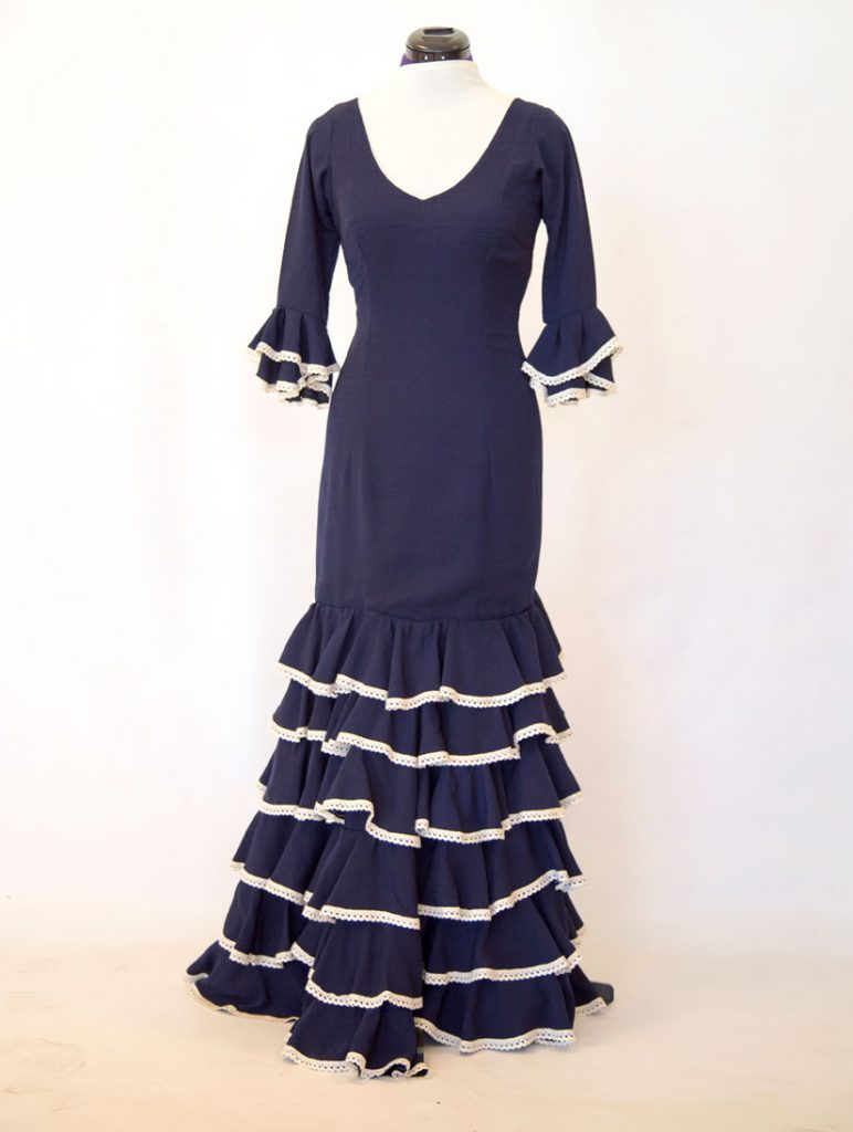 alquiler de trajes de flamenca diseñador