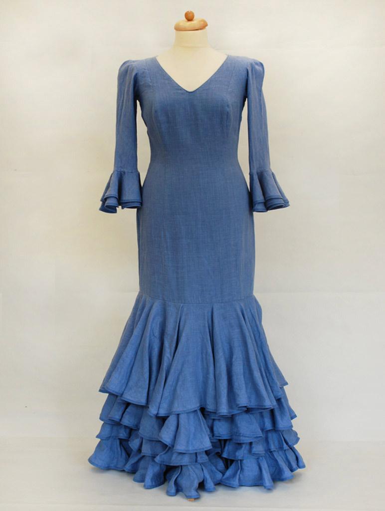 Alquiler vestido de flamenca