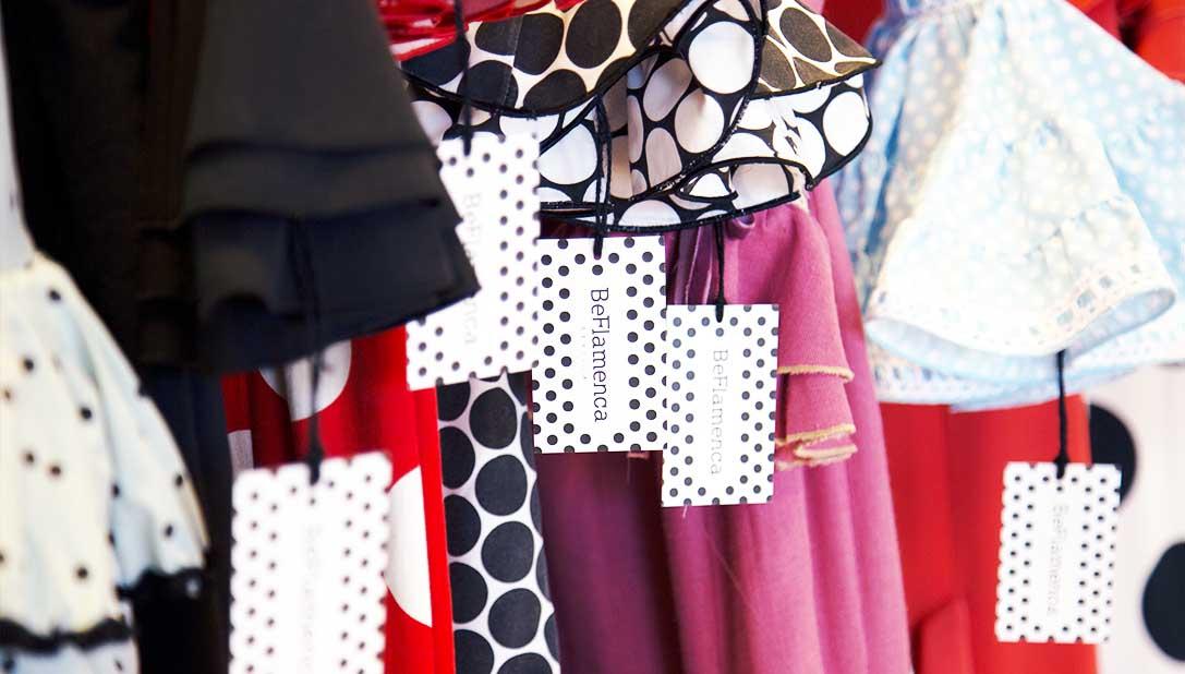 Apertura tienda de trajes de flamenca en la gavidia sevilla