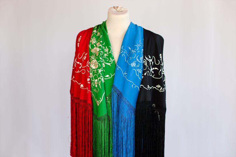 Beflamenca complementos traje de flamenca