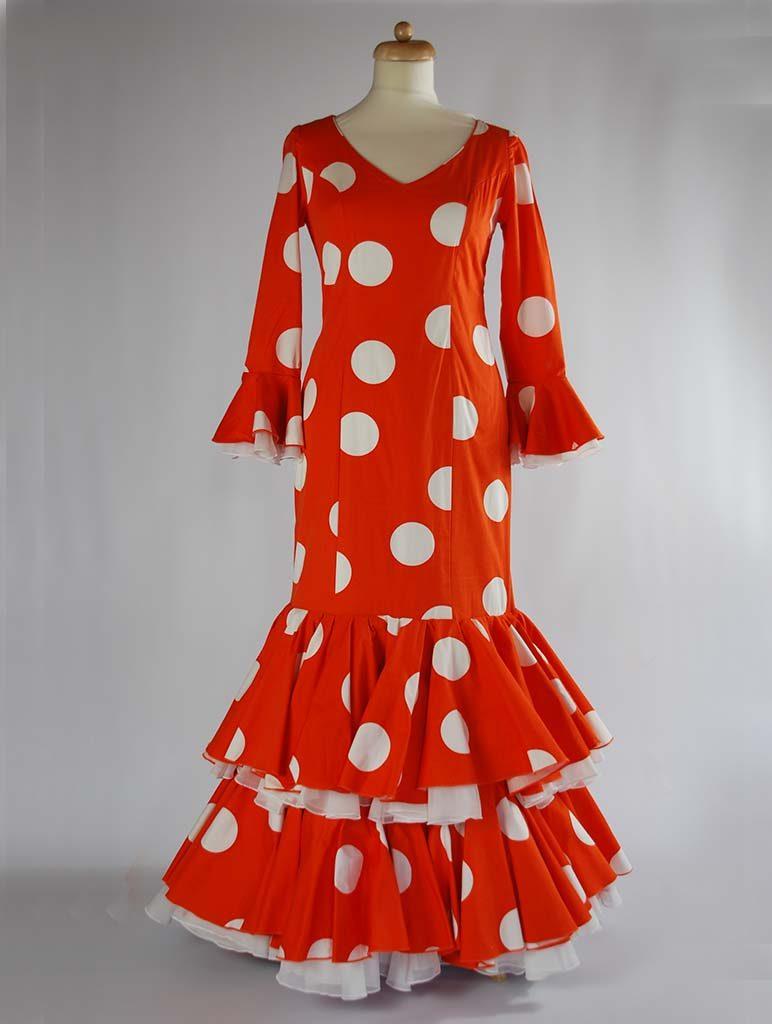 traje de flamenca barato