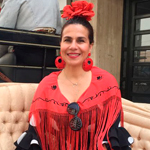 Alquiler traje de flamenca sevilla