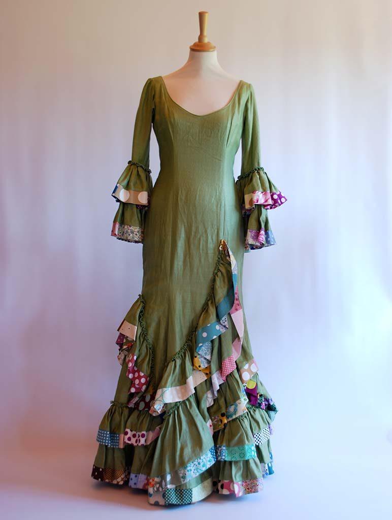 beflamenca traje de flamenca pepa garrido