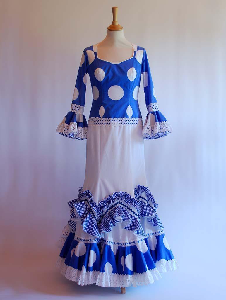 traje de flamenca el ajoli