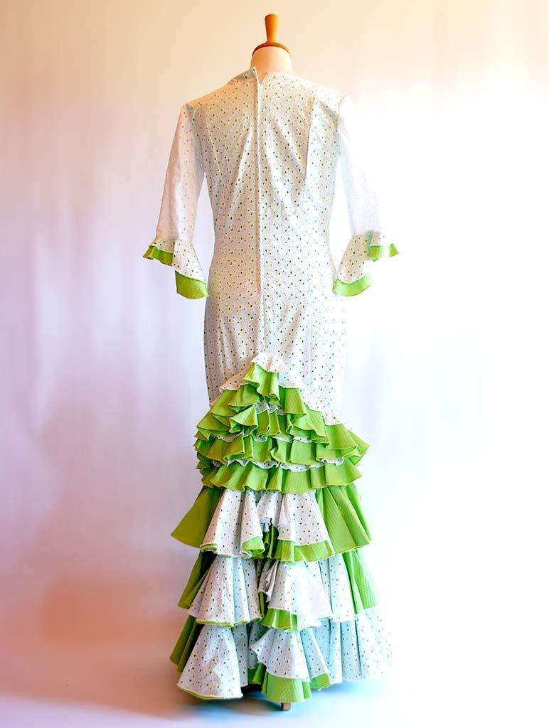 beflamenca alquiler vestido de sevillana