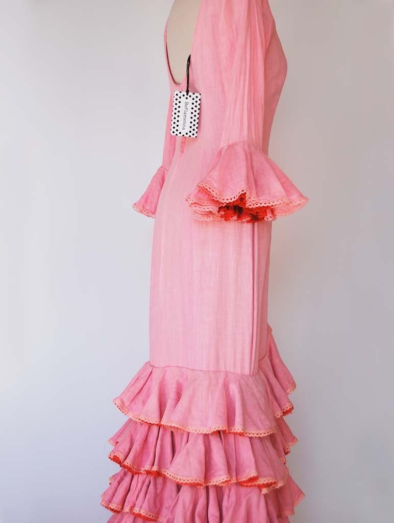 Beflamenca traje de flamenca