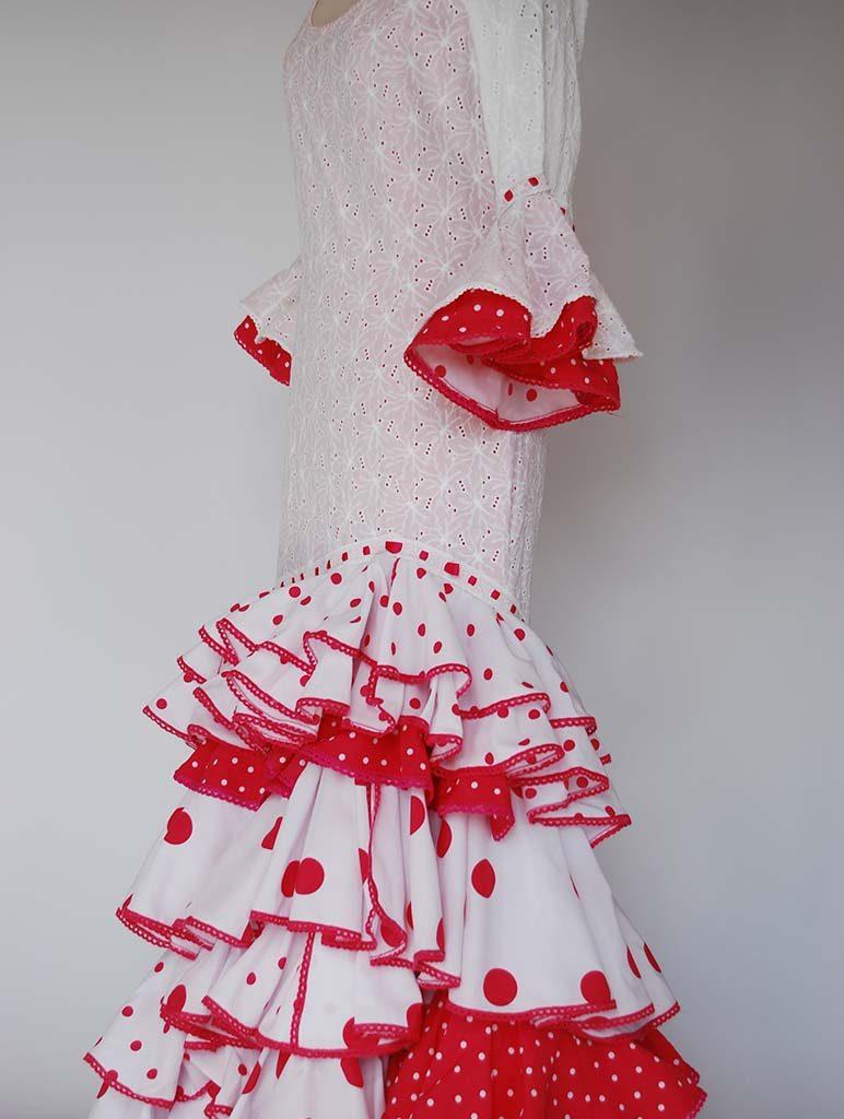 BeFlamenca. Traje de flamenca