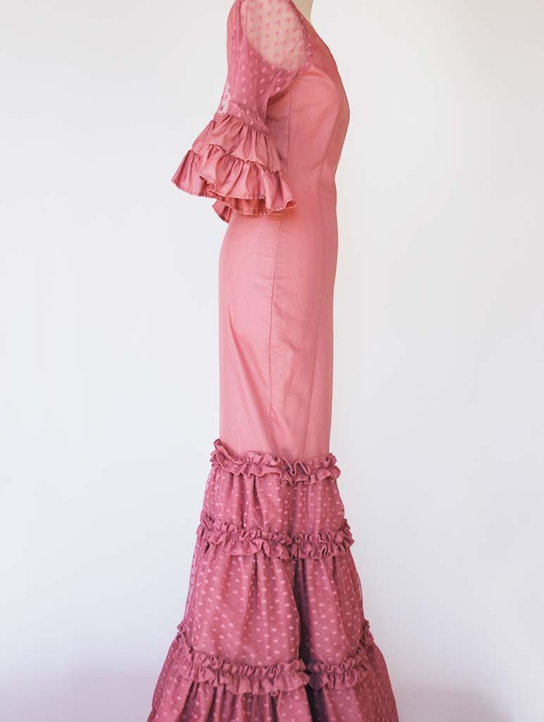 Beflamenca trajes de flamenca simof