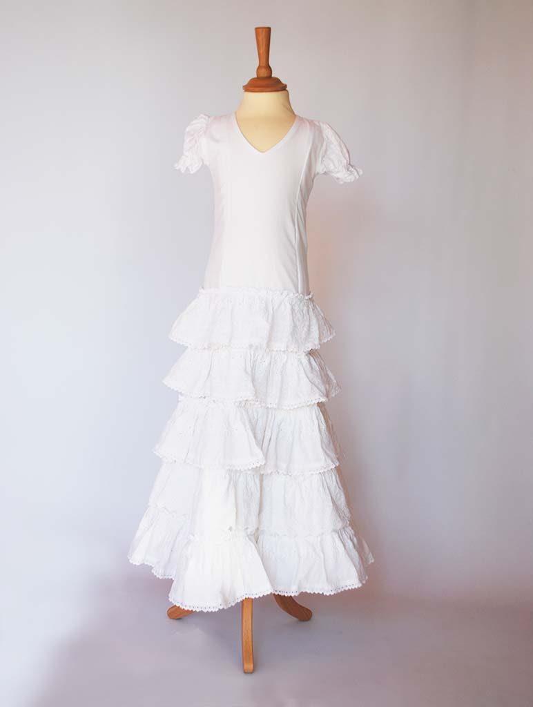 beflamenca alquiler vestido sevillana