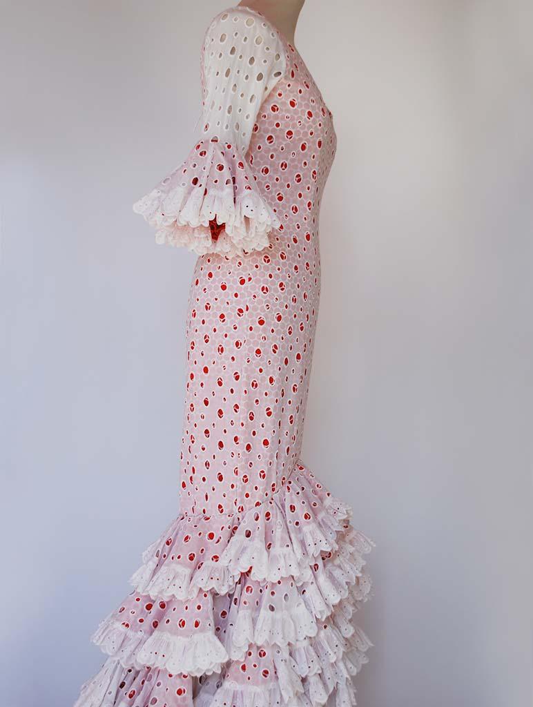 beflamenca. traje de flamenca de diseñador