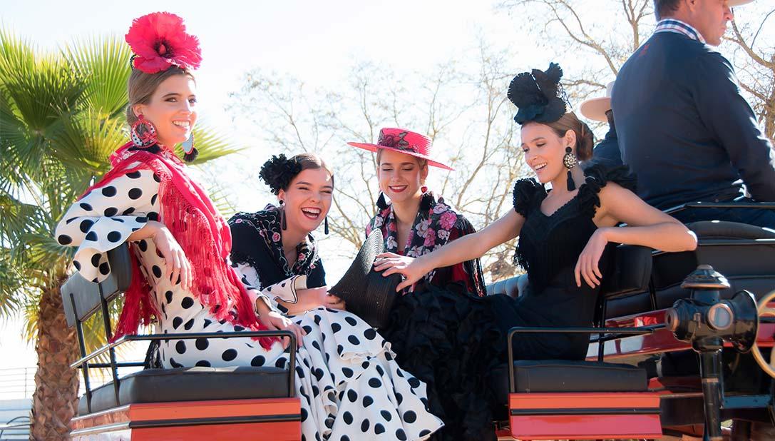 flamenco. moda flamenca
