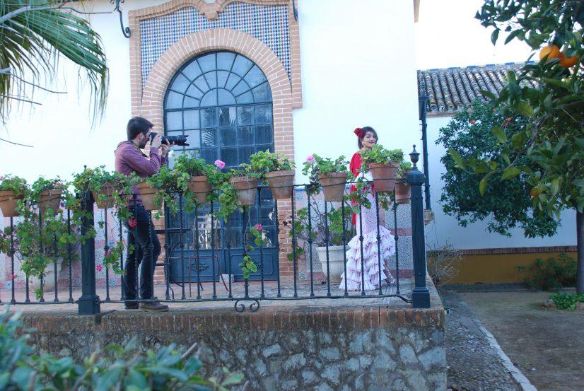 alquilar moda flamenca