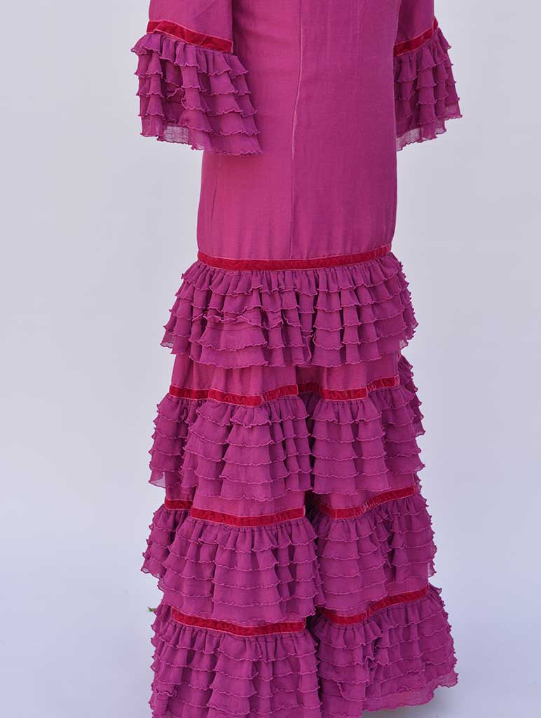 BeFlamenca. Alquiler trajes de flamenca niñas