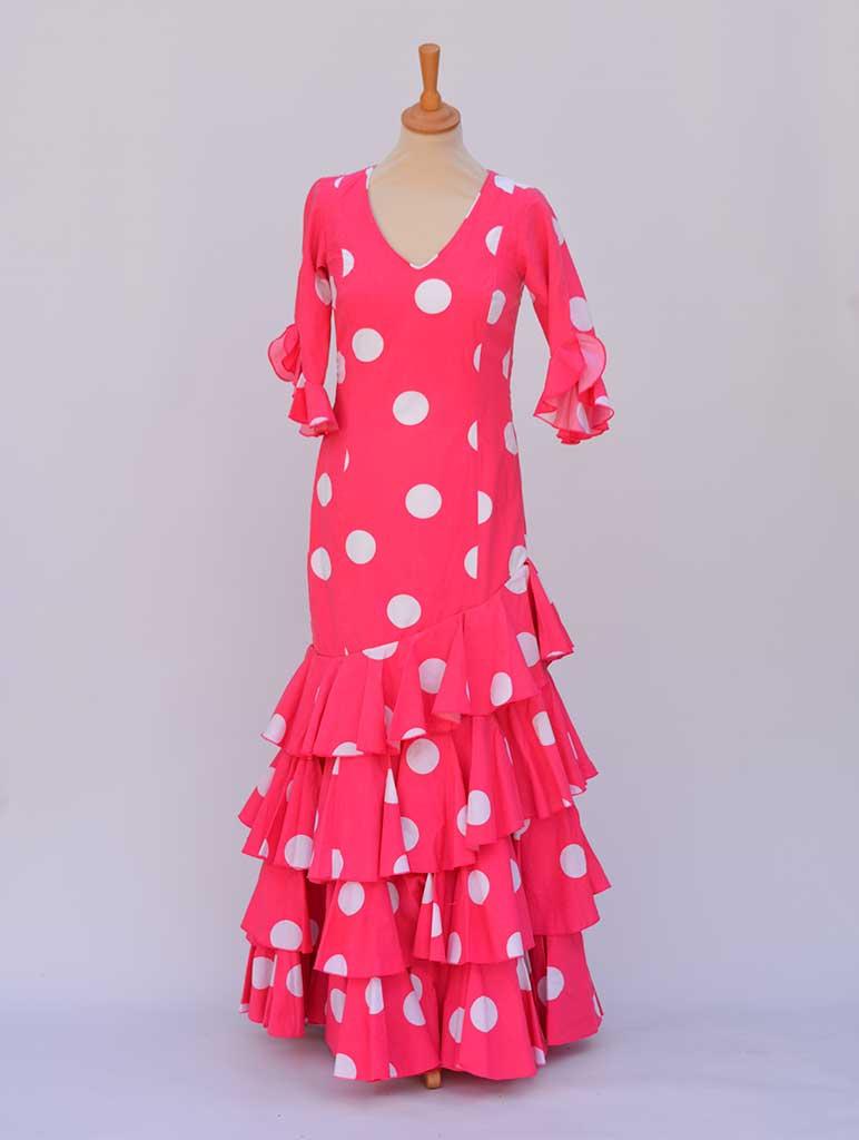 BeFlamenca. Rent Sevillan dress