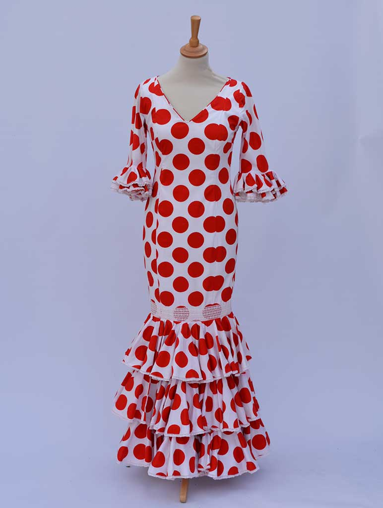BeFlamenca. Rent flamenco dress