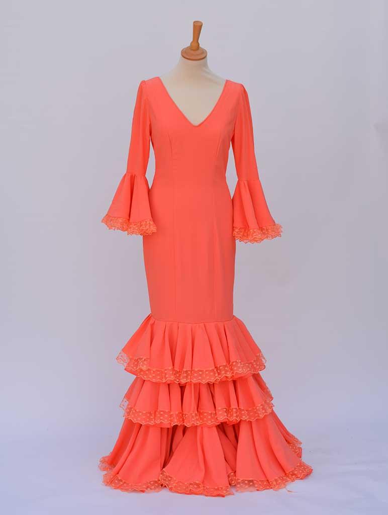 BeFlamenca. alquiler look flamenco
