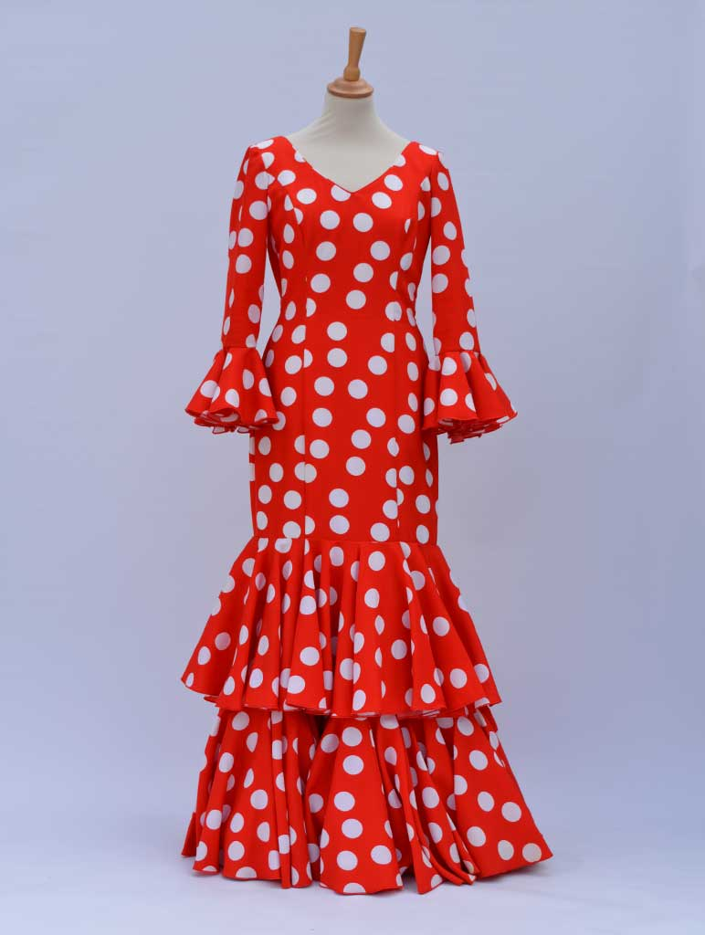 BeFlamenca. Rent a flamenco dress. Spanish